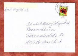 Brief, EF Schokoladen-Kosmee, Ergolding Nach Landshut 2018 (61056) - BRD