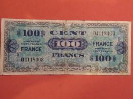 Billet 100 Francs 1944 Impr.américaine FRANCE - Autres
