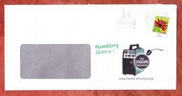 Brief, EF Schokoladen-Kosmee Sk, Entwertet MS Domstadt Freising Briefzentrum 85, 2018 (61058) - BRD