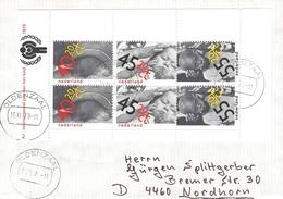 NETHERLANDS - LETTER 1979 OLDENZAAL - NORDHORN VOOR HET KIND Mi #BLOCK 20 - Periode 1949-1980 (Juliana)