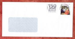 Brief, EF Van Delft Maedchen Sk, Entwertet MS 150 Jahre Bethel Briefzentrum 32, 2017 (61062) - BRD