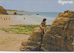 Portugal - Algarve - Panorama Da Praia. - Faro
