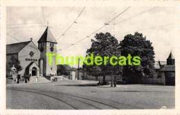 CPA WOLUWE ST LAMBERT PLACE DU SACRE COEUR - St-Lambrechts-Woluwe - Woluwe-St-Lambert