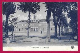 CPA Orthez - La Mairie - Orthez