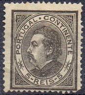 PORTUGAL ! Timbre Ancien NEUF Depuis 1880 - 1862-1884 : D.Luiz I
