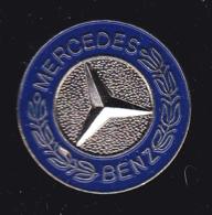 59136-Pin's.Mercedes Benz. - Mercedes