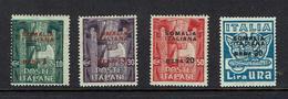 SOMALIA...MNH...1923..#55-58 - Somalia