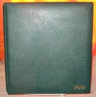 LINDNER - RELIURE REGULAR VERTE (REF. 1104) - Albums & Reliures