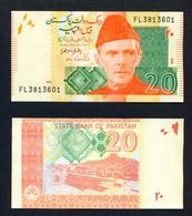 PAKISTAN - 2014 20 Rupees UNC - Pakistan