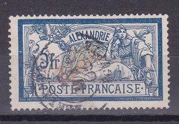 Alexandrie Sur Merson N°33 De 1905 - Alessandria (1899-1931)