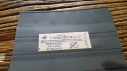 LOT428252 TIMBRE DE FRANCE NEUF** LUXE N°1892-C1 VALEUR 15 EUROS - Carnets