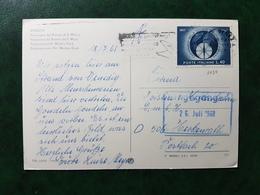 (6284) ITALIA STORIA POSTALE 1968 - 6. 1946-.. Repubblica