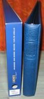 LINDNER - RELIURE REGULAR BLEUE (REF. 1104) - Albums & Reliures