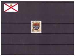 Jersey 1987 - MNH ** - Armoiries - Michel Nr. 408 Série Complète (gbj072) - Jersey