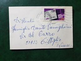 (6297) ITALIA STORIA POSTALE 1968 - 1961-70: Marcophilia