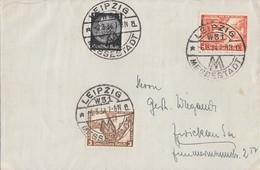 DR Brief Mif Minr.499,503,512 Berlin 6.3.34 - Briefe U. Dokumente