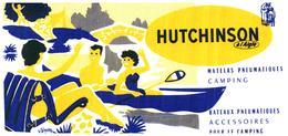Co H/Buvard Camping Hutchinson (N= 2) - Vloeipapier