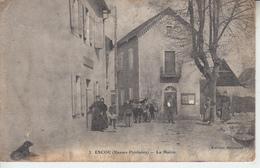 ESCOU ( Basses Pyrénées ) - La Mairie  ( ETAT )   PRIX FIXE - Andere Gemeenten