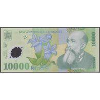 TWN - ROMANIA 112b - 10000 10.000 Lei 2000 (2001) Polymer - Prefix 5C UNC - Romania