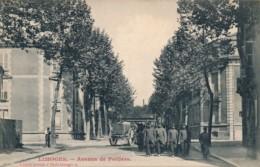 H210 - 87 - LIMOGES - Isère - Avenue De Poitiers - Limoges