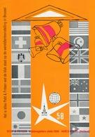 Folder Expo '58: Petit En Fritsen - Publicités