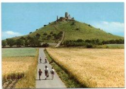 Warbrug / Westf. - Desenebrg - Ruine - Warburg