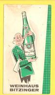 Old Brochure, Prospect - Weinhaus Bitzinger - Altre Collezioni