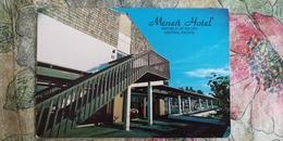 Nauru - Menen Hotel - Unused 1970s Old Postcard  Rare Edition - Nauru