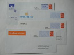 Prêt à Poster Réponse Lamouche, POSTREPONSE 20g, 4 Enveloppes Neuves, TB. - Entiers Postaux