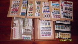 Israel: PROMOTION:  Lot + De 5500.00€** De Cote Par Multiple Luxe Avec Tabs, Series Incomplètes Non Comptés - Collections, Lots & Séries