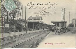 LE RAINCY  Gare Intérieure - Le Raincy