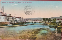Veles Macedonia Mazedonien Macédoine River Varda Warda Axios Riviere Rivier 1913 - Macédoine