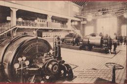Steenkoolmijn Van Eisden Charbonnage Limburg Electrische Centrale Fosse Coal Mine Machinekamer - Maasmechelen