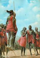 Danse Masai - Kenya