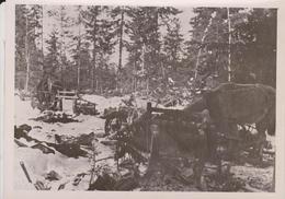 SOWJETISCHER DIVISIONEN  FOTO DE PRESSE WW2 WWII WORLD WAR 2 WELTKRIEG Aleman Deutchland - Guerra, Militares