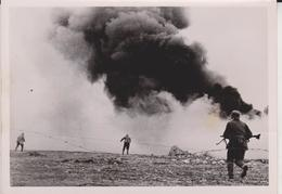 SEWASTOPOL STURM AUF SOWJETSTELLUNGEN FOTO DE PRESSE WW2 WWII WORLD WAR 2 WELTKRIEG Aleman Deutchland - Guerra, Militares