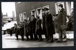 C0021 - Foto - DDR Propaganda Armee Kampfgruppe Auszeichnung Offizier Soldat Uniform - Fotografie