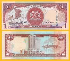Trinidad & Tobago 1 Dollar P-46 2006 UNC - Trinité & Tobago