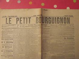 Journal Le Petit Bourguignon N° 9203 Du 5 Mai 1906. élections Législatives. Dijon. Rare - Newspapers
