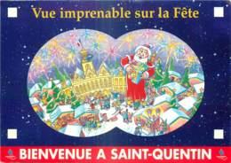 02 - BIENVENUE A SAINT QUENTIN - Saint Quentin