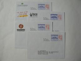 Prêt à Poster Réponse , POSTREPONSE  20g, Lettre Prioritaire, Ciappa-Kavena, 4 Enveloppes Neuves, TB. - Prêts-à-poster: Réponse /Ciappa-Kavena