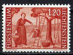 Liechtenstein 1960 // Mi. 396 ** (031..525) - Liechtenstein