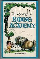 Thelwell's Riding Academy 128 Pages Intérieur En Excellent état Mais Dos De La Couverture Avec Un Manque Important. - Livres, BD, Revues