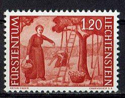 Liechtenstein 1960 // Mi. 396 ** (031..526) - Liechtenstein