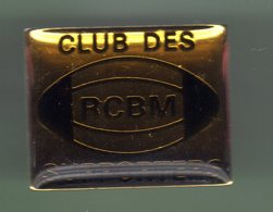 RUGBY *** R.C.B.M CLUB DES SUPPORTERS *** A064 - Rugby