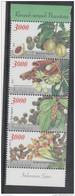 INDONESIA, 2016, MNH,PLANTS, SPICES, PEPPER, CINAMON, 4v - Plants