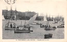 TRENTEMOULT, Près NANTES - Régates Sur La Loire - Nantes