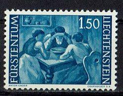 Liechtenstein 1960 // Mi. 397 ** (031..528) - Liechtenstein