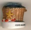 FEVE  - FEVES - COTE MARINE - PANIER DE POISSONS - Other