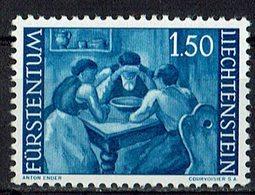 Liechtenstein 1960 // Mi. 397 ** (031..529) - Liechtenstein